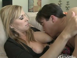 mother i breastfeeds and sucks young dude