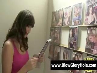 gloryhole - sexy big tit honeys love engulfing