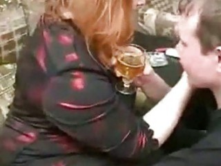 corpulent bbw russian aged mommy