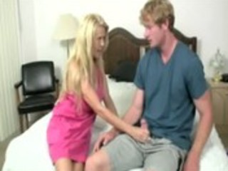 sexy blond older jerking off young fellows