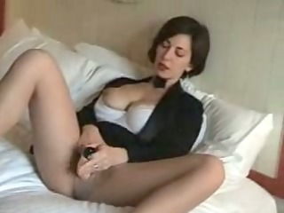 homemade enjoyment in the couch