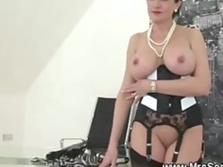 cuckold watches wife eat penis