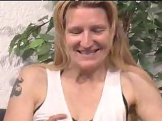 granny slender golden-haired fucks older mature