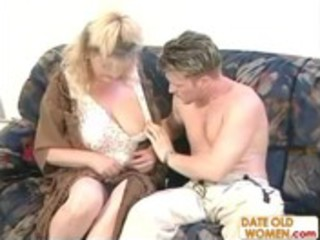 older julia acquires banged hard by younger lad