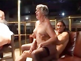 grannies enjoying males another time