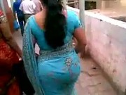 aged indian ass in blue saree.flv - youtube