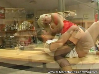 dutch milf big breasts