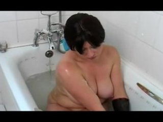 breasty mother i in the bathroom