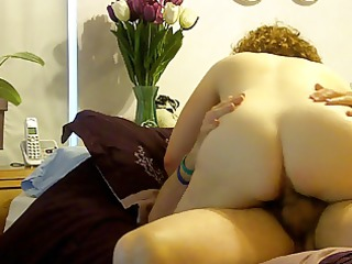 nude mommy jumps on dad spy webcam