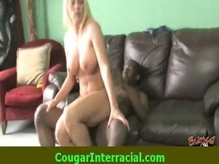 cougar loves large dark ramrod 63
