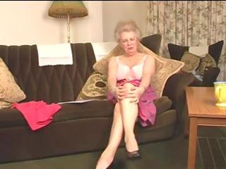 delightsome hirsute old granny fingering intro
