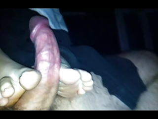 footjob of my wife 9