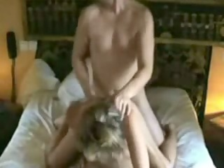 hot clip of our first threesome