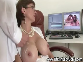 mother i interracial cook jerking ejaculation