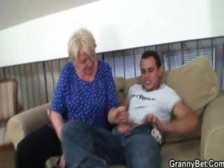 chubby older screwed by young chap