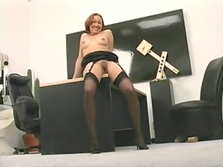 biggest sex toy copulates hawt older woman deep