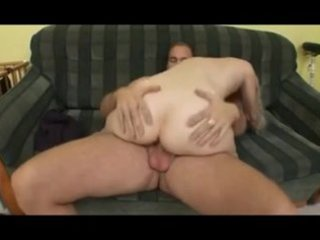 older cougar enjoys sex