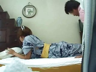 youthful wife home massage part 11
