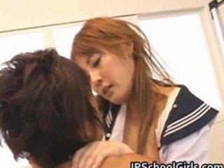cute japanese school girl momo gets part3