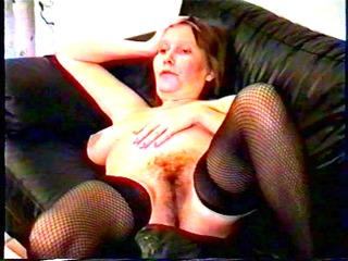 preggo german wife rides a pounder