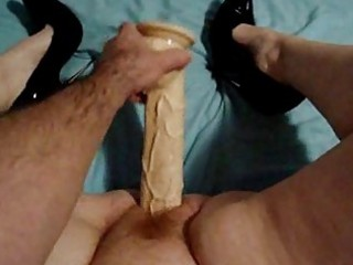 large marital-device in my wife