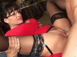 spruce big titted mother i hoe acquires her fanny