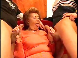 concupiscent gilf double teamed