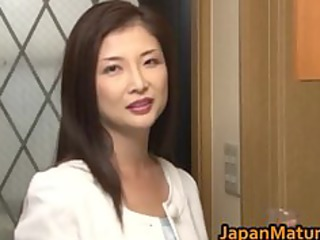 chisa kirishima mature asian lady shows part9