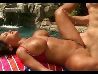 large tit older milf pornstar lisa ann tempt cock