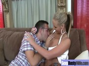 sexy breasty wife get hardcore drilled vid-71