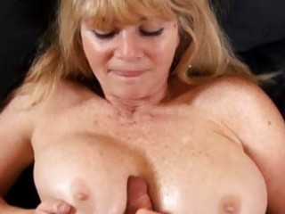 large tit aged milf fucks a youthful pecker