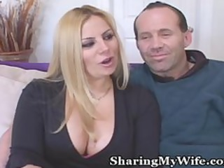 overweight wifey fulfills fantasy of darksome cock