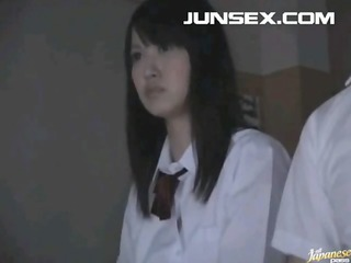 hottest japanese school girl fucking