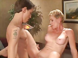 julie mandrews doing blow job to young scott