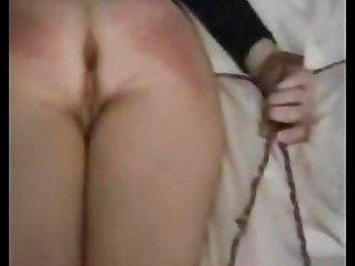bondaged and analed wife