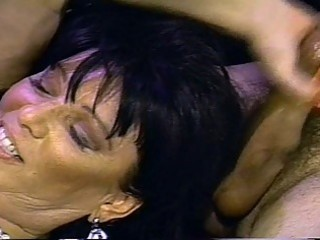 sexy vintage fuck act for this mature playgirl