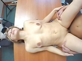the fantasy : miniature empty saggy boobs 41