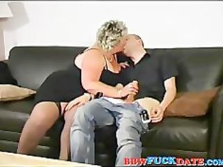 plump ass aged big beautiful woman swallow young