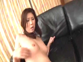 naughty japanese mamma receives double