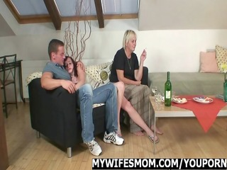 mother in law seduces her daughters spouse