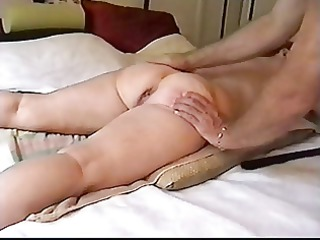 acquires her ass introuble