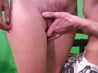 short-haired russian blond mother i does a fellow