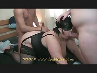 doubled is double fucked