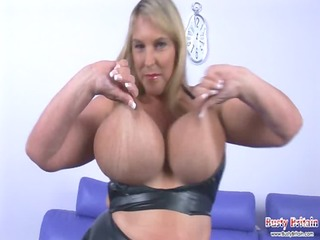 big tits carol brown latex enjoyment