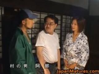 chisato shouda amazing aged japanese
