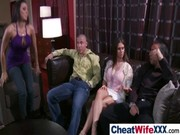 cheating wives get drilled hard on tape movie-40
