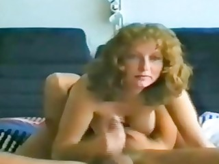 lost and discovered vintage sex tape of a milf