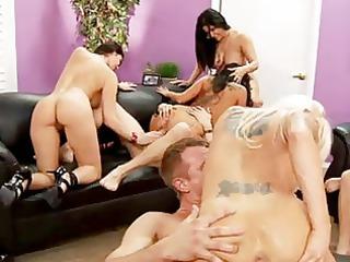 astonishing group sex part 7