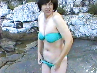 sweet wife st time on nudist camp