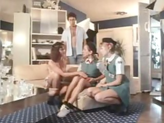 chick wilder hawt fucking with girl scouts